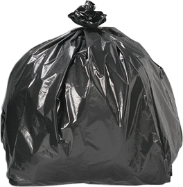 "Refuse Sacks Medium Strength 18"" x 29"" x 39"" (Box of 200)"