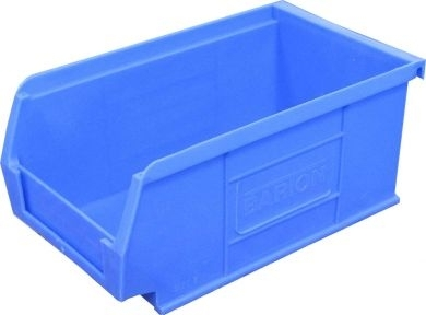 Storage Bin 165mm x 100mm x 75mm Blue PACK OF 20