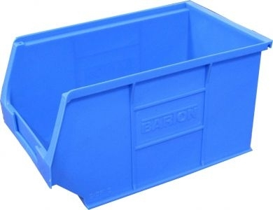 Storage Bin 240mm x 150mm x 132mm Blue PACK OF 10