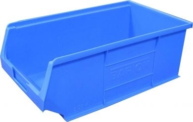 Storage Bin 350mm x 205mm x 132mm Blue PACK OF 10