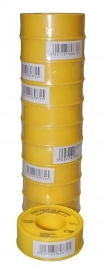 P.T.F.E Tape 12mm x 5Metres 1 ROLL PACK